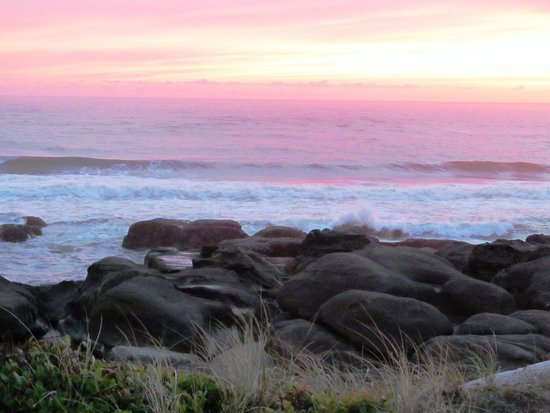 Overleaf Lodge & Spa: Beautiful sunsets