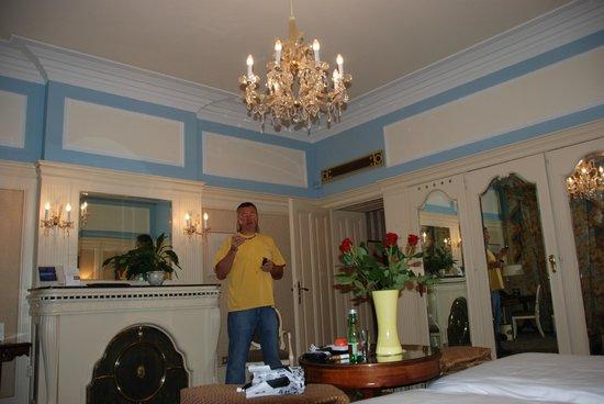 номер Hotel Bristol Vienna
