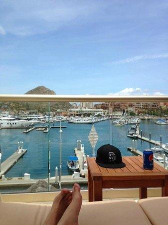Tesoro Los Cabos: Marina View from Pool