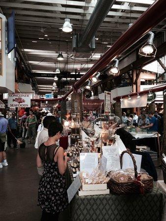 Granville Island : The Market