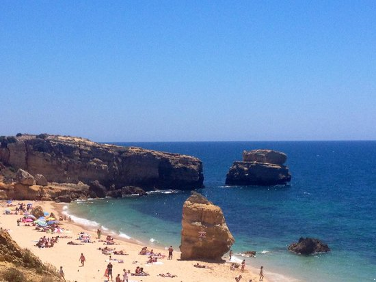 Praia Sao Rafael : Vista espectacular