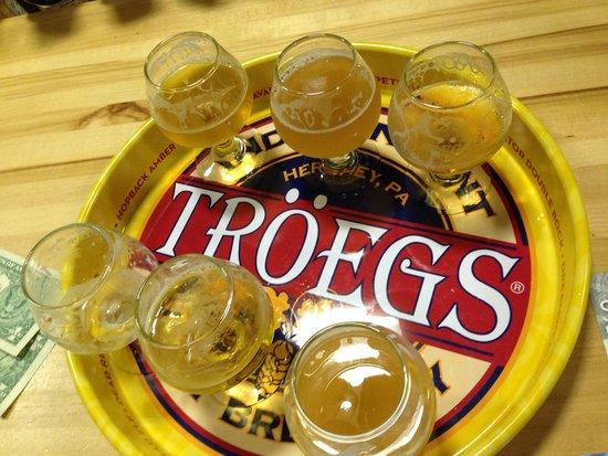 Troegs Brewing Company: Delish!!!!!!!