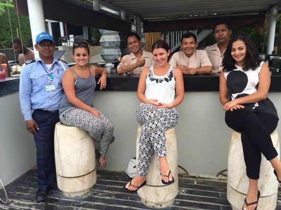 Sareeraya Villas & Suites: Friendly Staff