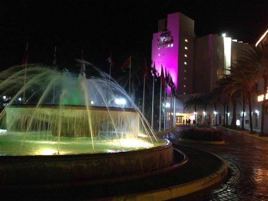 Hotel Venetur Margarita: Entrada do Hotel