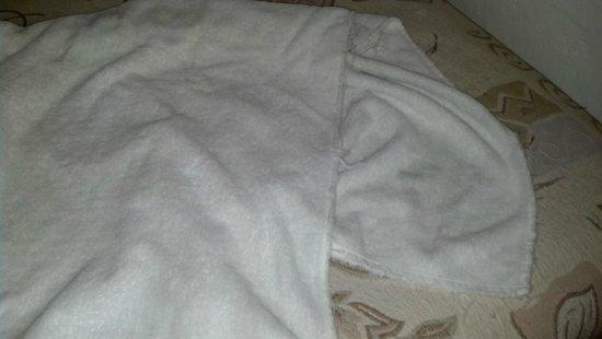 Hosteria Del Frayle : Las toallas proporcionadas