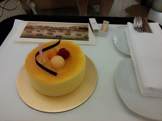 Sofitel Macau At Ponte 16 : Mango Cake