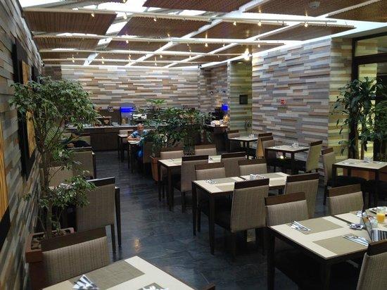 Holiday Inn Express Bogota: Restaurante