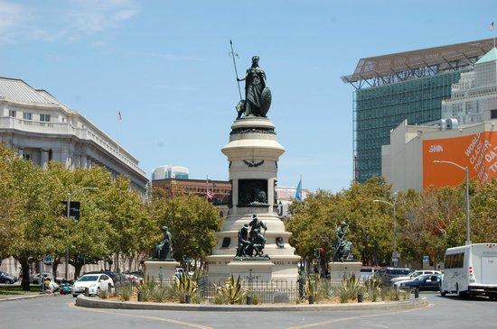 Pioneer Monument