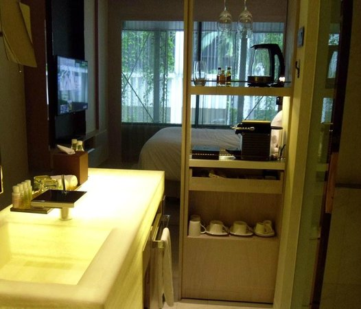 Naumi Hotel: Habitat room
