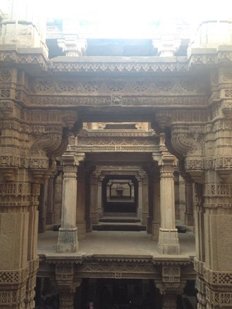 Adalaj Step-well: Adalaj step well