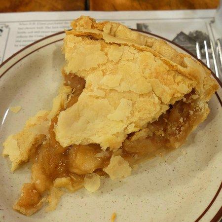 Crane's Pie Pantry : Apple pie