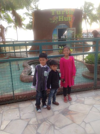 Glory Beach Resort : Turtle hut. With