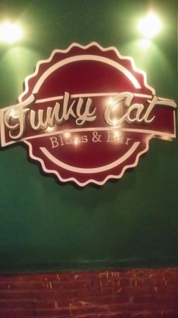 Funky Cat Blues & Bar