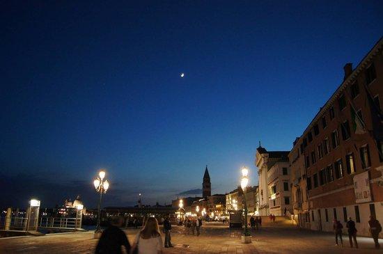 Hotel Papadopoli Venezia MGallery by Sofitel: 夜景