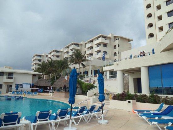 Barceló Tucancun Beach: torre habitaciones 1