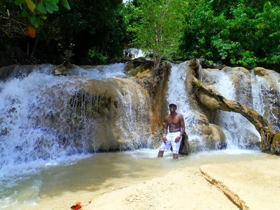 Dunn's River Falls and Park: Dunns River