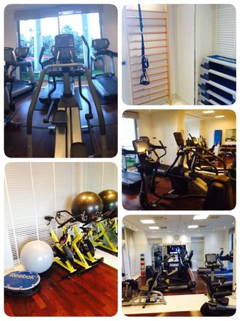 Hotel Barriere Le Majestic Cannes: Fitness