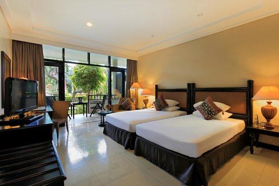 The Tanjung Benoa Beach Resort - Bali: Deluxe Garden Twin Bed