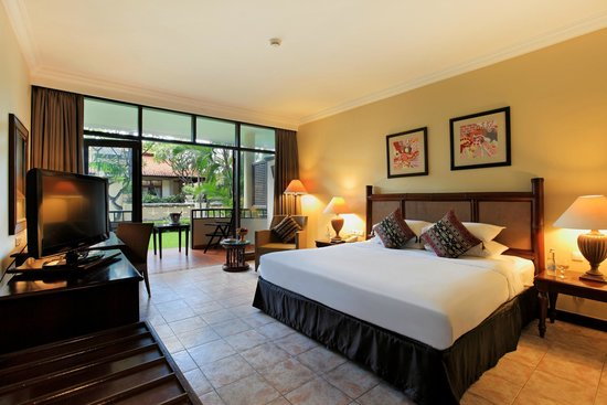 The Tanjung Benoa Beach Resort - Bali: Superior Garden View King Bed
