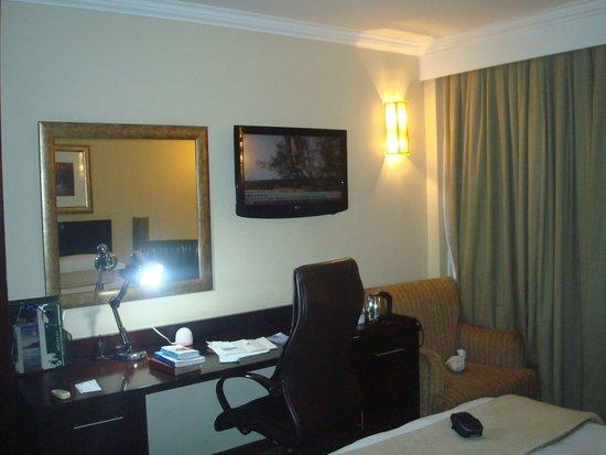 Sunbird Mount Soche: In room