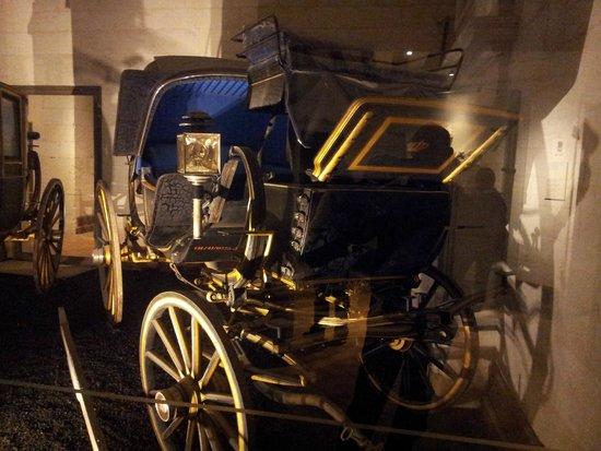 Château de Chambord : carrosses royaux
