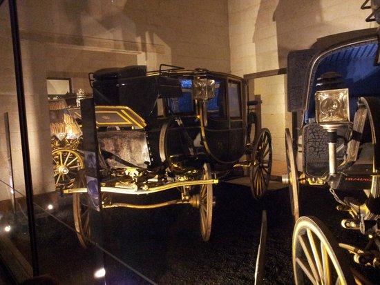 Château de Chambord : carrosse
