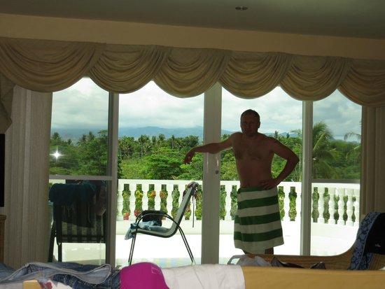 Lingganay Boracay Hotel Resort: номер