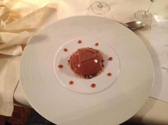 Les Violettes Hotel & Spa Alsace, BW PREMIER Collection : cremeux chocolat lactee caramel