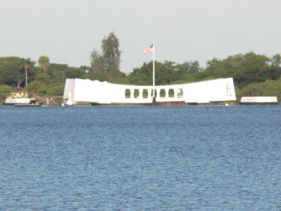 USS Arizona Memorial: USS Arizona