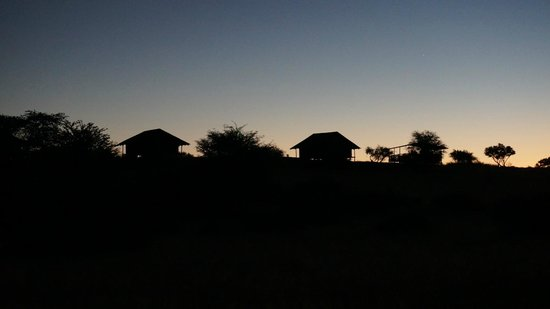 Bagatelle Kalahari Game Ranch: Dune Chalet