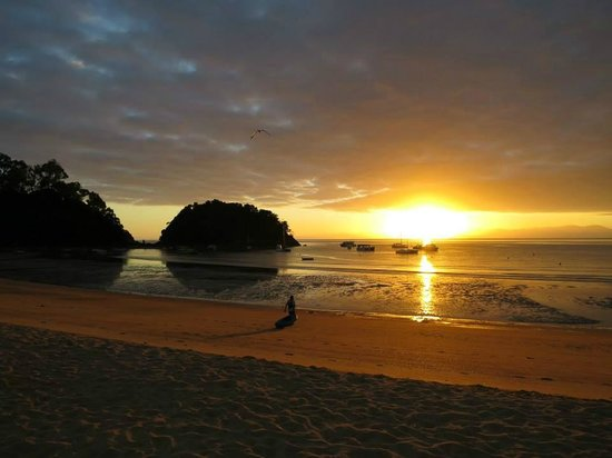 Kaiteriteri Beach: Worth getting up early for