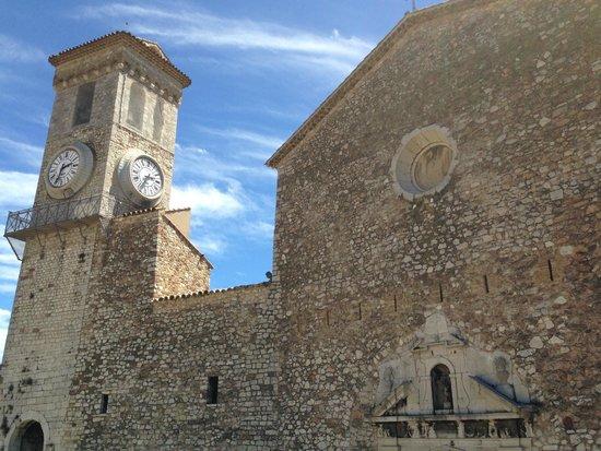 Le Suquet : Castle, etc. Don't miss the exhibit at the top!