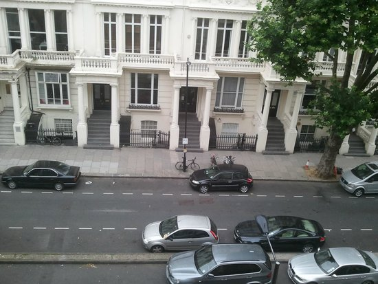 Hyde Park Suites Serviced Apartments: Nice View