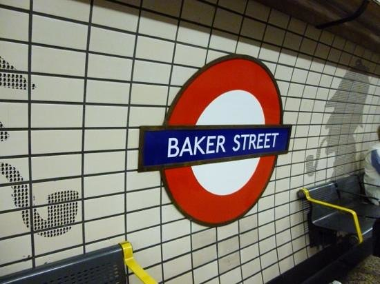 London Underground: baker street