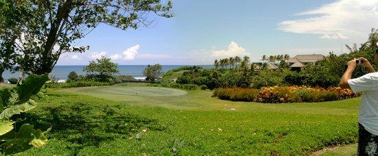 Le Meridien Bali Jimbaran: Gold Course