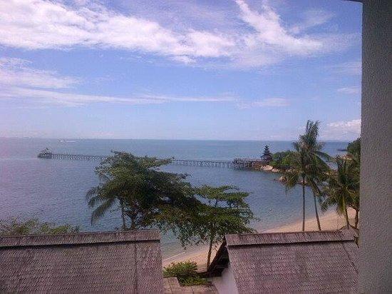 Turi Beach Resort: View from #310