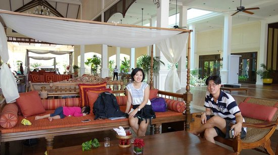 Sofitel Krabi Phokeethra Golf & Spa Resort: Lobby