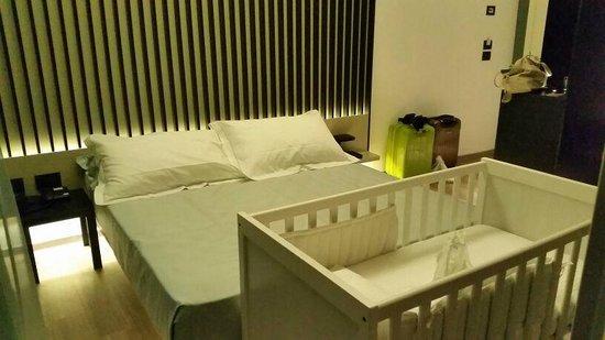 Hotel San Giorgio: Letto comodissimo!