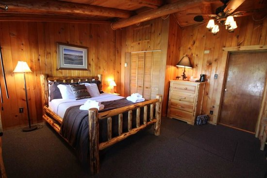 Heart Six Guest Ranch : Chambre Elk 3