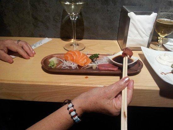 Uasabi : sashimi