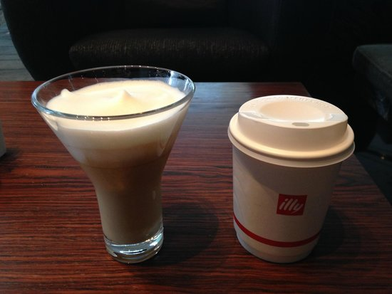 Le Meridien Bangkok : Perfect coffee for free coffee offered