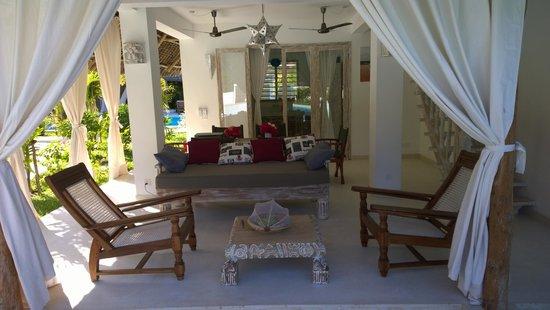 Swordfish Villas: house