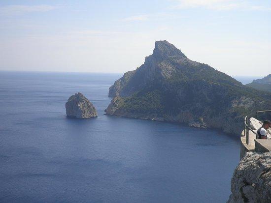 Cap de Formentor: Vistas espectaculares