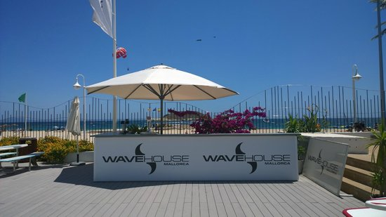 Sol Wave House Hotel : Hotel grounds