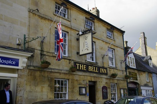 Moreton in Marsh: Bell Inn