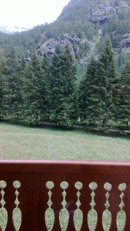 Hotel Lo Scoiattolo : Panorama dal balcone della camera