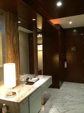 Grand Hyatt Kuala Lumpur: Room entrace