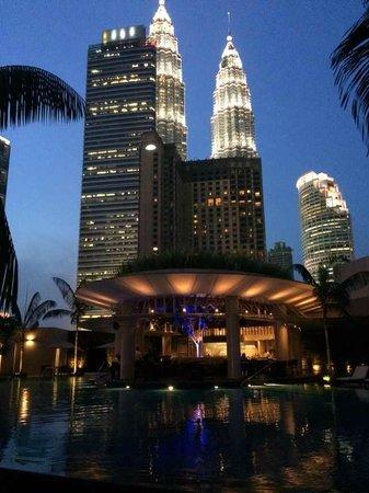 Grand Hyatt Kuala Lumpur: Mesmerizing backdrop