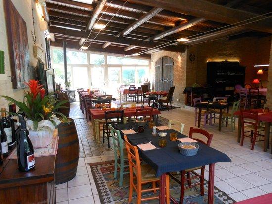 Osteria N.1 San Lazzaro : salone principale
