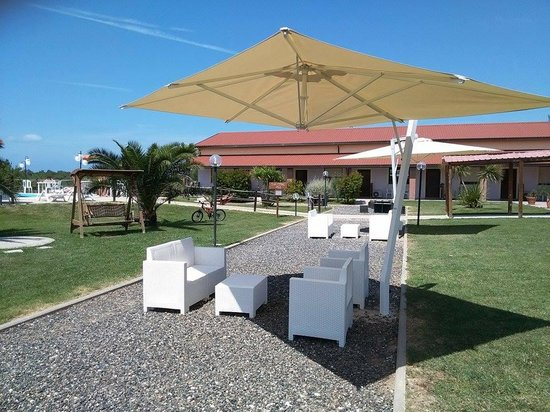 Manuel Country Hotel & Residence : area esterna